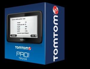 TomTom poszerza ofertę serii Pro o pięciocalowe urządzania