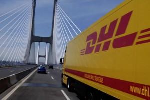 Nowy terminal międzynarodowy DHL na Ukrainie