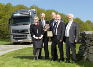Volvo FH Ciężarówką Roku 2011 w Polsce