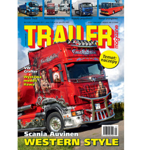 Spis treści TRAILER Magazine 9/2011