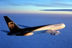 Usługa Faktura elektroniczna UPS dla frachtu lotniczego