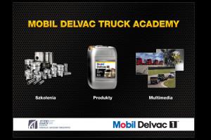 Mobil Delvac poszerza wiedzę