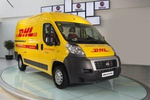 DHL Express Italy zamawia 820 proekologicznych Fiatów Ducato
