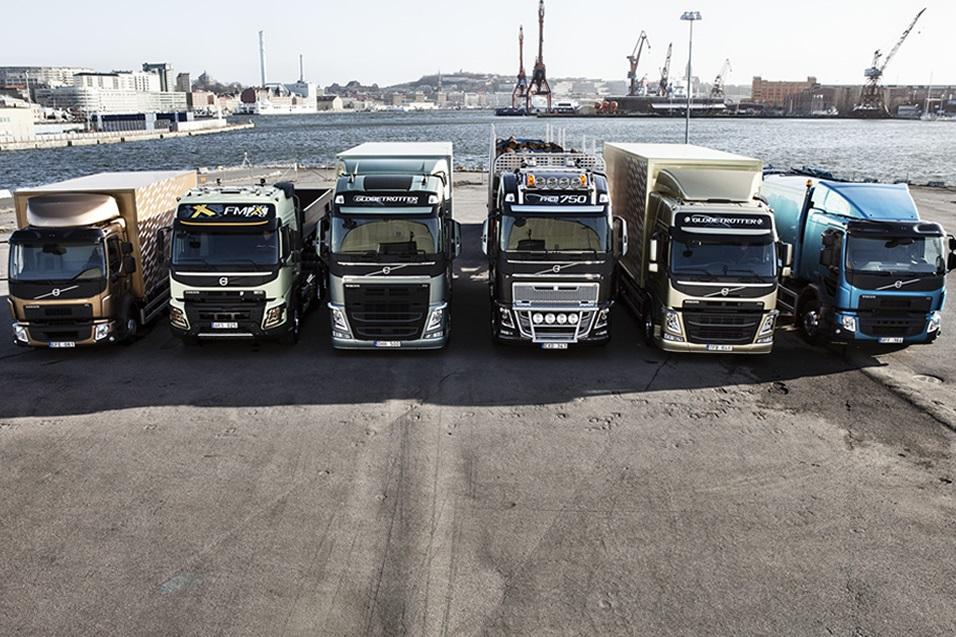 Volvo zwolni 4,4 tys. pracowników