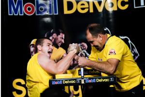 V edycja turnieju Mobil Delvac Strong Traker