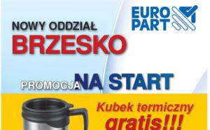 EUROPART Polska otwiera nowy oddział wBrzesku