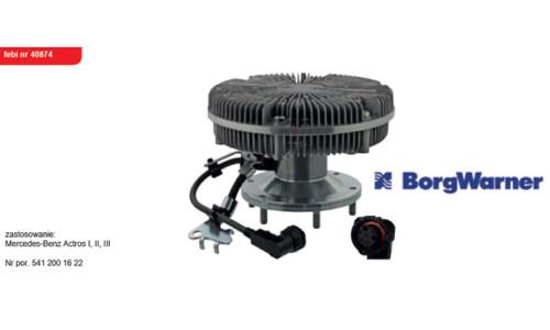 febi: elektronicznie sterowane sprzęgła wentylatora