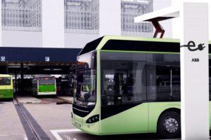 ABB spopularyzuje elektryczne autobusy?