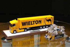 Duży wzrost Wieltonu