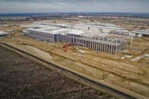EBOiR zabrał ćwierć miliarda, Volkswagen buduje dalej