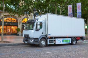 Pomysły Renault Trucks dla środowiska na COP 21