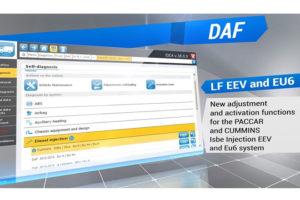 Nowe oprogramowanie TEXA IDC4 TRUCK V.38