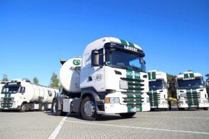 Lanfer Logistik wprowadza rozwiązania telematyczne Trimble