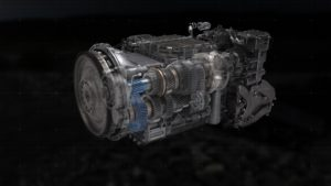 Zobacz jak pracuje najnowsza skrzynia Volvo Trucks – film