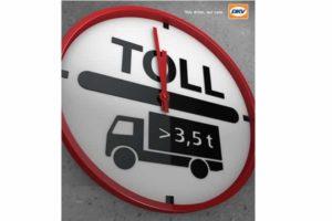 Od kwietnia nowe opłaty drogowe wBelgii