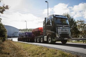 Nowa skrzynia biegów Volvo ruszy zmiejsca 325 ton