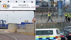 Czterech polskich kierowców ciężarówek trafi do więzienia za przewóz imigrantów do UK