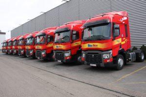 45 Renault Trucks dla BUDMAT Transport