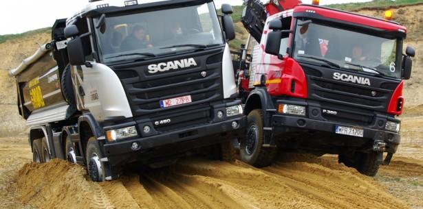 Scania Test Tour – poznaliśmy Scanie w akcji