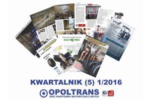 Zobacz nowy Kwartalnik Opoltrans – wersja online