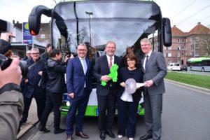 Elektryczne autobusy z Polski w kolejnym mieście