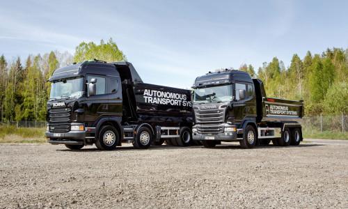 Scania realizuje wizję autonomicznego transportu