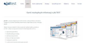 Nowa odsłona strony Jaltest.pl