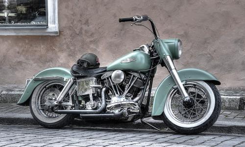 Dachser dostarcza części i akcesoria do motocykli Harley-Davidson