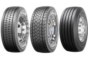 Nowa linia opon Dunlop – większe oszczędności iprzebiegi