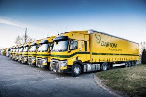 400 ciężarówek, ekonomia i szybkie myślenie