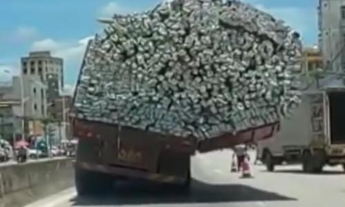 Co Chińczycy wiedzą o zabezpieczaniu ładunku?