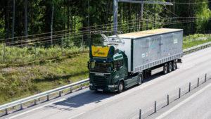 Szwedzi otworzyli pierwszy odcinek elektrycznej autostrady