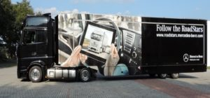 Specjalna niespodzianka na stoisku Grupy Wróbel podczas Master Truck