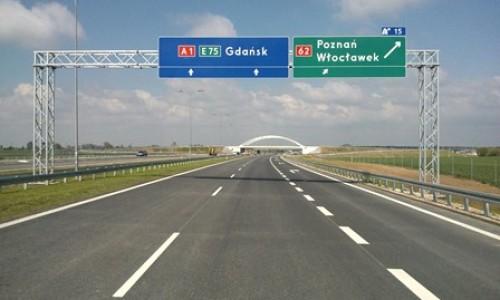Kluczowy odcinek A1 otwarty
