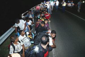 Sytuacja w Calais robi się dramatyczna