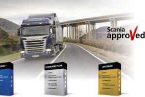 Nowe elastyczne pakiety serwisowe dla pojazdów używanych Scania