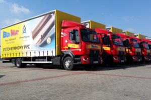 Renault Trucks D we flocie Budmat Transport