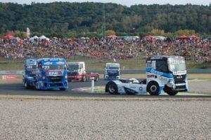 Wspólna pasja do ciężarówek łączy klientów Europart Polska