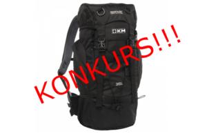 Konkurs KM Germany: do wygrania 3 x plecak turystyczny KM