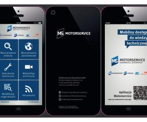 Aplikacja mobilna Ms Motorservice