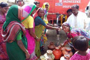 Dachser pomaga walczyć z suszą w Indiach