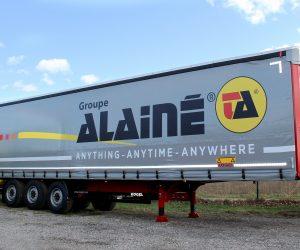 Grupa Alainé nabywa 70 naczep typu Kögel Cargo Coil