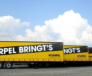 Grupa logistyczna Noerpel zamawia 155 naczep Kögel