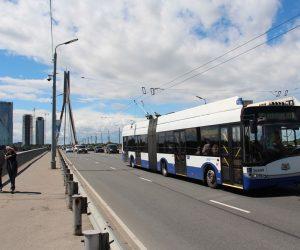 Przegubowe trolejbusy na wodór z Polski dla Rygi