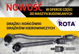 Nowa marka w ofercie części do maszyn budowlanych Autos