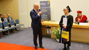 Dachser nagrodzony przez Uniwersytet Łódzki
