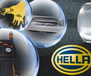 Nagrody od Hella za zakup oświetlenia w Autos