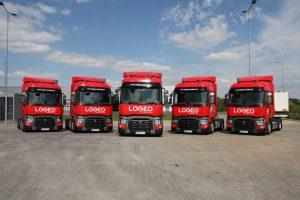 Nowe ciągniki dla Sollner Logistic