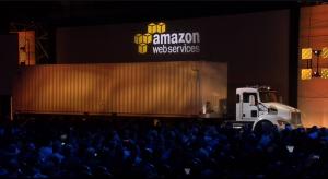 Amazon's Snowmobile – ciężarówka do zadań specjalnych