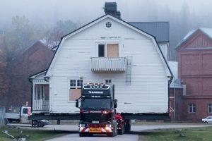 Szwedzkie miasteczko zmienia lokalizację dzięki Scanii